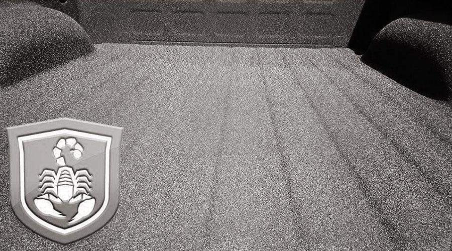 Spray-On Scorpion Truck Bed Liners | Matt's Mobile