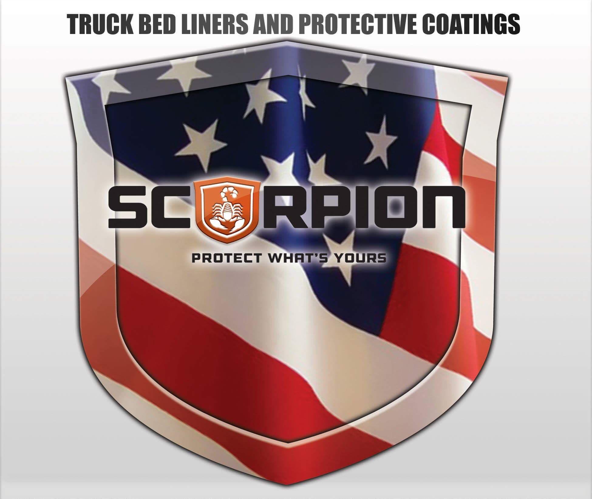 Spray Scorpion Truck Bed Liners