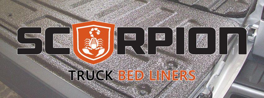 scorpion installer, scorpion truck bed liner, kenosha